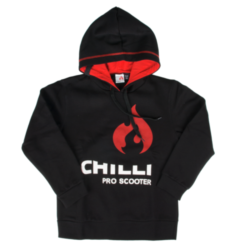 chilli hoodie black pullover mit kapuze 59 90 chf. Black Bedroom Furniture Sets. Home Design Ideas
