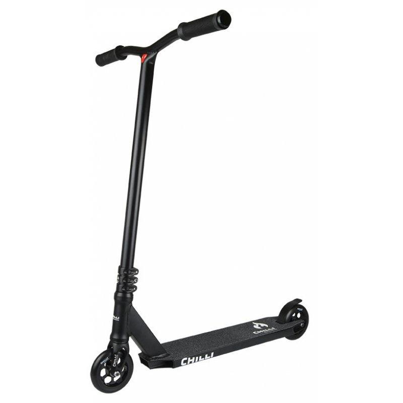 chilli pro scooter c5 50 street hic 110mm wheels 50cm street deck bl. Black Bedroom Furniture Sets. Home Design Ideas