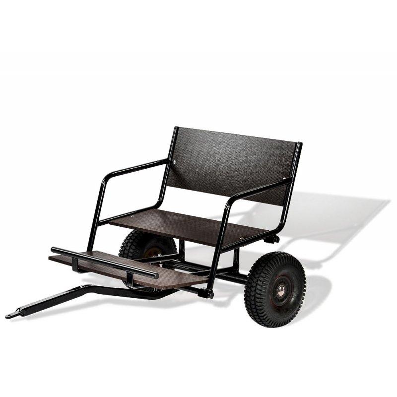 dino car go kart zweisitzer inkl basiswagen trailer. Black Bedroom Furniture Sets. Home Design Ideas