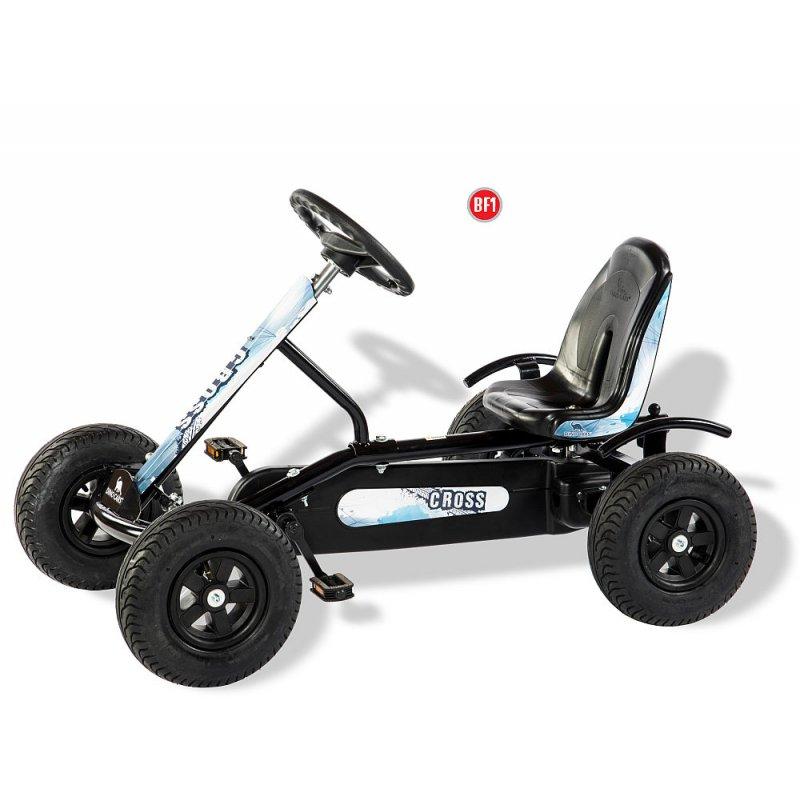 dino car kindergo kart junior cross bf1 kids serie 459. Black Bedroom Furniture Sets. Home Design Ideas
