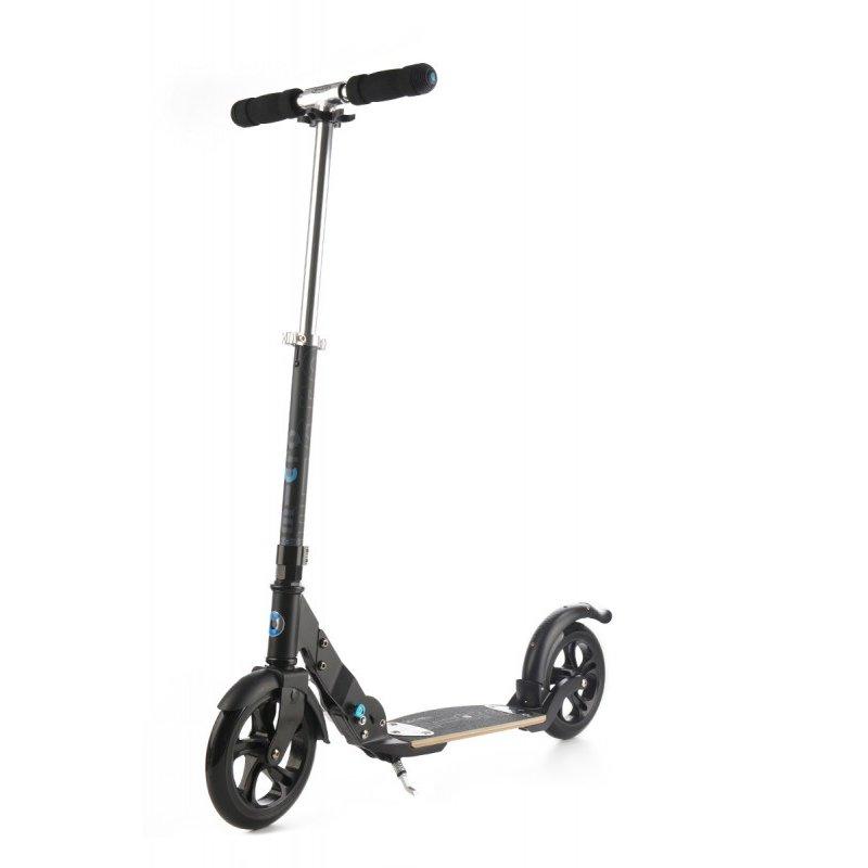 micro scooter flex 200mm schwarz matt 239 23 chf. Black Bedroom Furniture Sets. Home Design Ideas