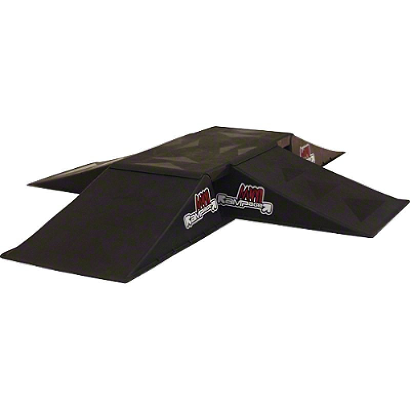 mini 4way ramp 112 x 152 x 15cm von rampage usa 179 00 chf. Black Bedroom Furniture Sets. Home Design Ideas