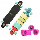AKTION - Apollo Maui Colour Twin Tip Downhillboard...