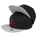 CHILLI Cap, BLACK/GREY