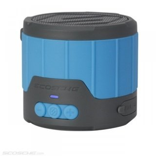 bluetooth lautsprecher scosche boombottle mini blau 69 00 chf. Black Bedroom Furniture Sets. Home Design Ideas