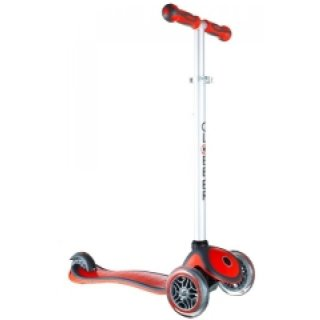 GLOBBER MY FREE UP RED 3-Wheels Kids Scooter
