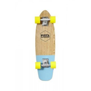 PIXEL Skateboards - WOODY TURQUOIS