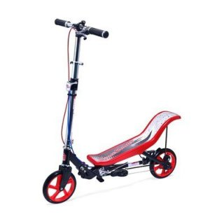 Space Scooter Deluxe Rot