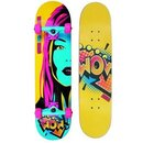 AREA Skateboard CMYK GIRL -> AKTION Ausstellungs-Modell